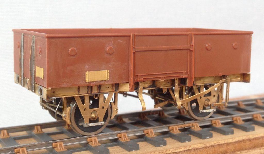 LNER 13T steel open