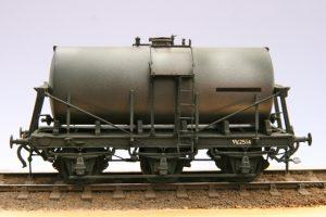 GWR O.39 Milk Tank