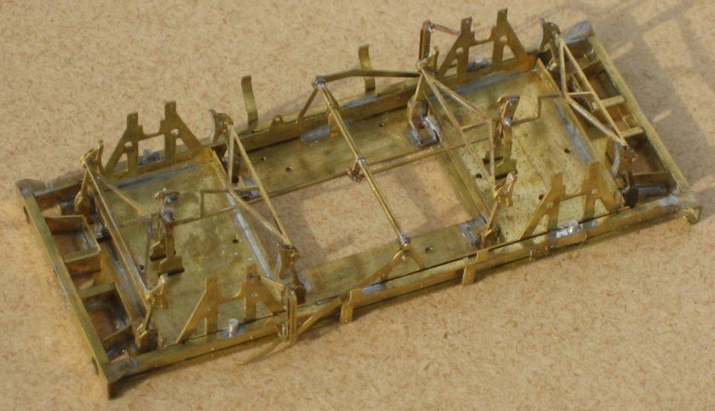 Derby clasp brake