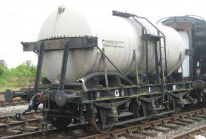 GWR O.39 Milk Tank Quainton