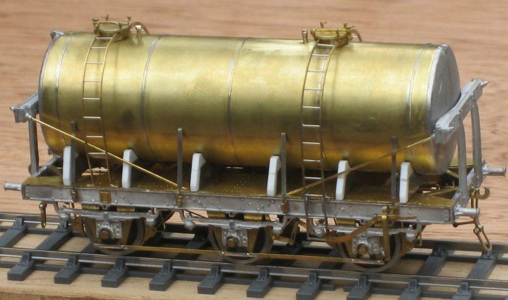 GWR O.58 Milk Tank