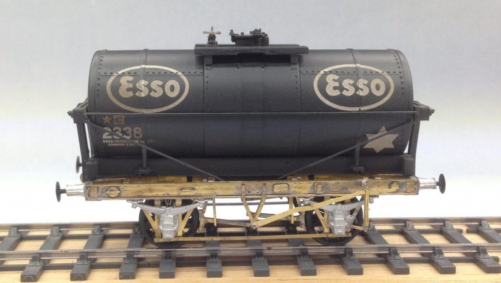 Oil Tank 2