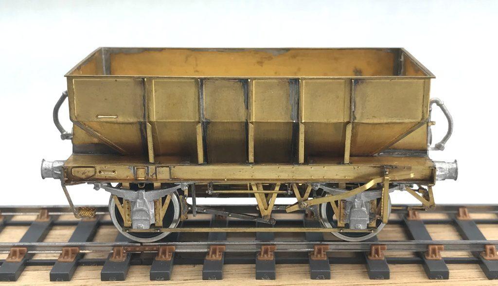 P22 Herring Ballast Hopper